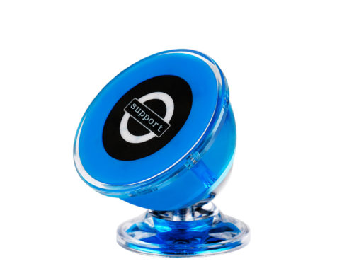 360 Rotaion Plastic Magnetic Phone Car